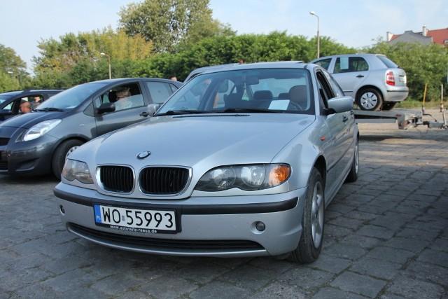 BMW Seria 3, 2004 r., 2,0 + gaz, 13 tys. 900 zł
