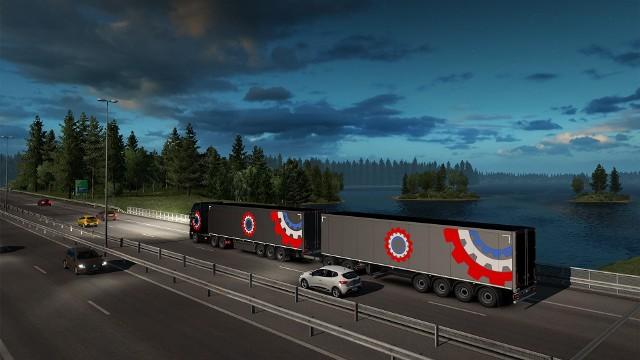 Euro Truck Simulator 2: Bałtycki szlakEuro Truck Simulator 2: Bałtycki szlak