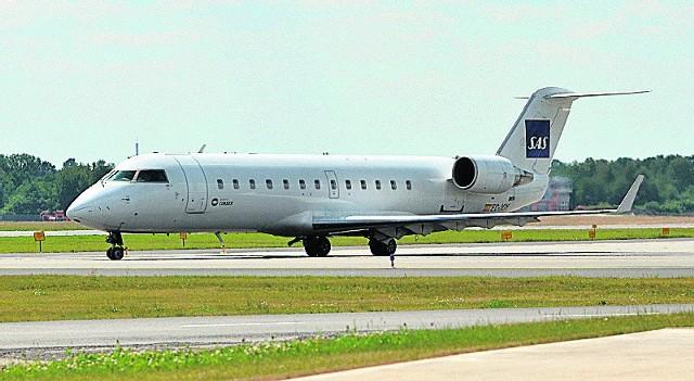 Skandynawskie linie lotnicze SAS będą zimą latać z Łodzi do Kopenhagi trzy razy w tygodniu: w poniedziałki, środy i piątki.