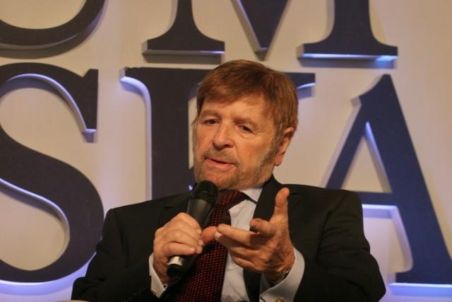 Szewach Weiss otrzyma tytuł doktora honoris causa