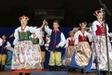 """""""Lublin Lublinowi"""": w Muszli Koncertowej Ogrodu Saskiego roztańczył się folklor. ZOBACZ ZDJĘCIA"""
