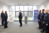 Komisarz Tomasz Jegliński został powołany na stanowisko zastępcy komendanta policji w Gołdapi (zdjęcia)