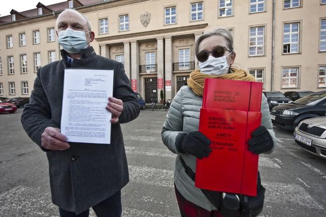 Grupa inicjatywna z Będzina zebrała aż 1244 podpisy; czy to się przełoży na wysoką frekwencję?