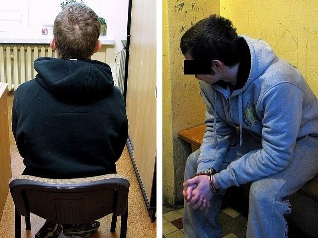 Dorosłemu zatrzymanemu grozi do 12 lat więzienia, natomiast sprawa 16-latka  zostanie przekazana do sądu rodzinnego.