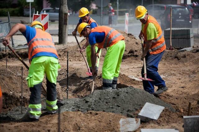 W Fordonie  remonty ulic trwają już od wiosny. Przebudowana została, między innymi, ulica Piłsudskiego