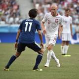 Oceniamy Polaków po meczu z Japonią. Dobry debiut Rafała Kurzawy na mundialu, choć rywale zbytnio nie przeszkadzali