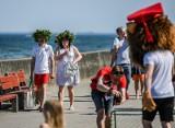 Trwa Święto Morza w Gdyni! Była Parada Żaglowców, bawili się też mieszkańcy! ZDJĘCIA