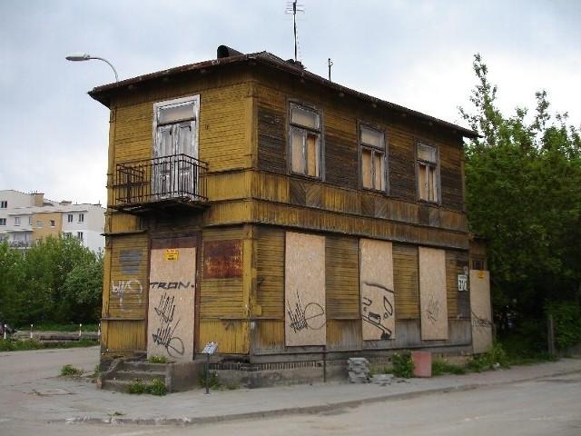Mazowiecka 31/1: Będzie przetarg na drewniany dom