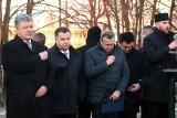 Będzie nowy pomnik w Lublinie. Akt erekcyjny wmurował prezydent Ukrainy