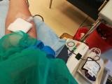 Jest mniej krwiodawców, a krew wciąż tak samo potrzebna