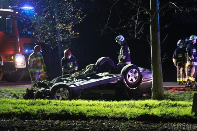 Tragiczny wypadek w Gwoździcach.