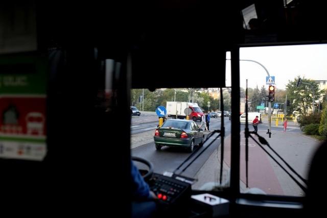 Może w świąteczny czas skusimy się na podróż miejskim autobusem?