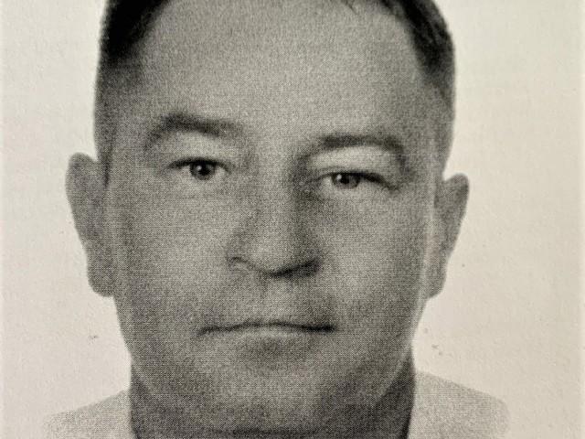 Puławscy policjanci poszukują 50 - letniego Krzysztofa Siedleckiego