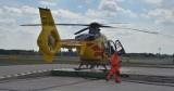 Uziemiony helikopter LPR. Loty rejsowe - bez przeszkód