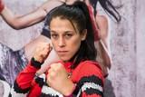 Joanna Jędrzejczyk - Rose Namajunas na gali UFC w Madison Square Garden