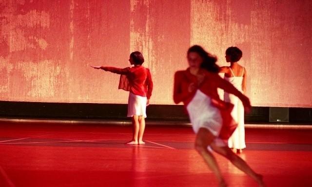 """""""Drumming"""" - spektakl Anne Teresa De Keersmaeker"""