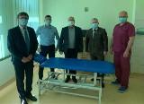 Gmina Krasocin wsparła Szpital Powiatowy we Włoszczowie