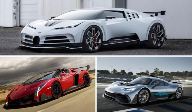 Ile kosztują i jak wyglądają najdroższe samochody świata? Sprawdź sam!Przesuwaj zdjęcia w prawo - naciśnij strzałkę lub przycisk NASTĘPNE.