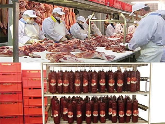 """Zakłady Mięsne """"MAT"""" w Czerniewicach to obecnie jeden z czołowych producentów mięsa i wędlin w Polsce"""