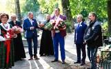 Górale w Sokółce i okolicy. Przyjechali do nas na uroczystości związane z otwarciem Szlaku Dywizji Górskiej gen. bryg. Andrzeja Galicy