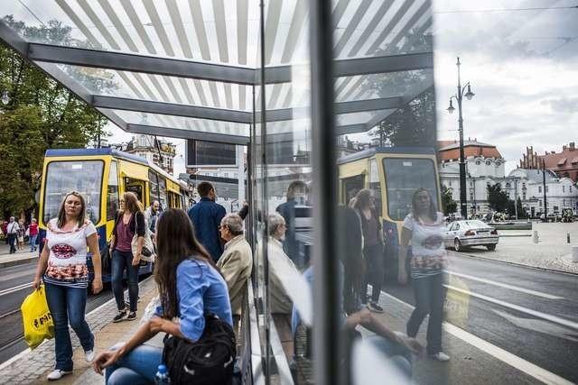 W porównaniu do innych polskich miast, w Toruniu mamy niski poziom wykorzystania komunikacji publicznej i relatywnie wysoki ruchu pieszego