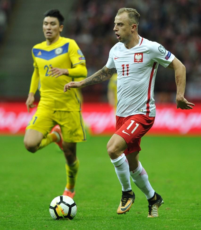 Za miesiąc reprezentacja Polski zagra dwa ostatnie mecze...