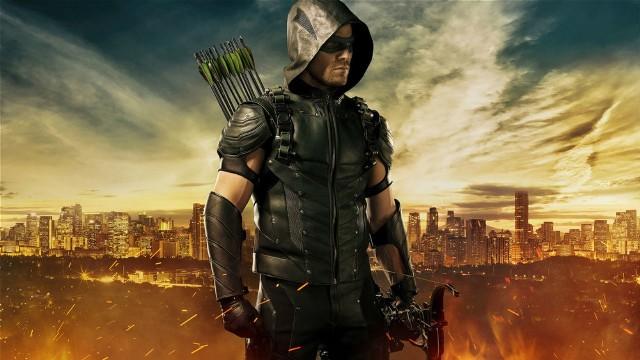 Nowy zwiastun 4 sezonu Arrow. Echo Kellum jako Mr. Terrific