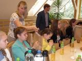 Młodzież z Litwy w Harcerskim Centrum Edukacji Ekologicznej w Funce