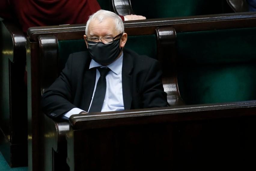 Spotkanie europosłów Prawa i Sprawiedliwości z Jarosławem...