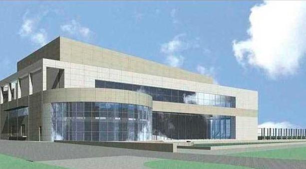 Koncepcja Centrum Muzyki w Cichym Kąciku Fundacji dla Realizacji Siedziby Capelli Cracoviensis