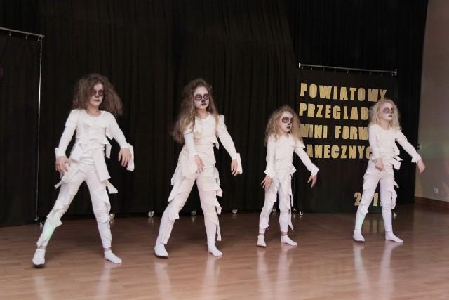 Powiatowy Przegląd Miniformacji Tanecznych w Miastku w obiektywie Weroniki Kaczmarczyk