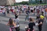Pikieta w centrum Poznania: Żądali wolnych wyborów!