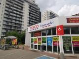 Katowice. Zamykają Tesco na Tysiącleciu. Totalna wyprzedaż i likwidacja sklepu. Sprzedają też kasy, regały, chłodnie, sprzęt