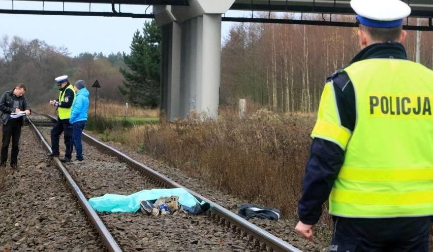 40-latka zginęła pod kołami pociągu w Gdyni