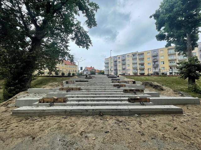 Rewitalizacja Parku Róż w Gorzowie nie ma szczęścia.