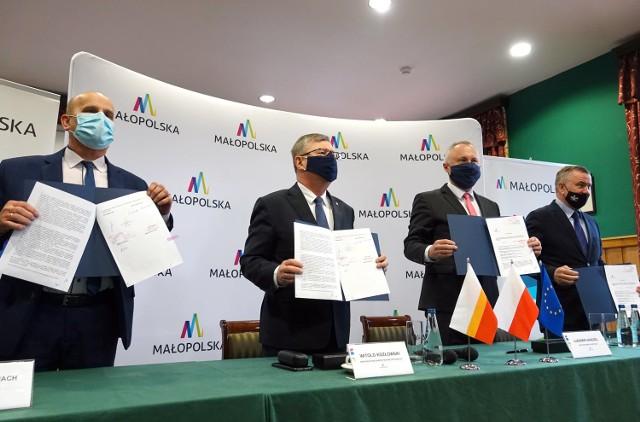 Do 2025 roku ma powstać nowy most na Dunajcu. Podpisano list intencyjny