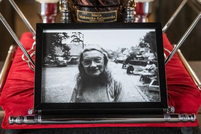 W środę, 25 listopada Poznań pożegnał panią Marię Makowską-Kalinowską. Jej pogrzeb odbył się na cmentarzu na Junikowie. Ceremonia była skromna, uczestniczyło kilkanaście osób.Przejdź do następnego zdjęcia ------>