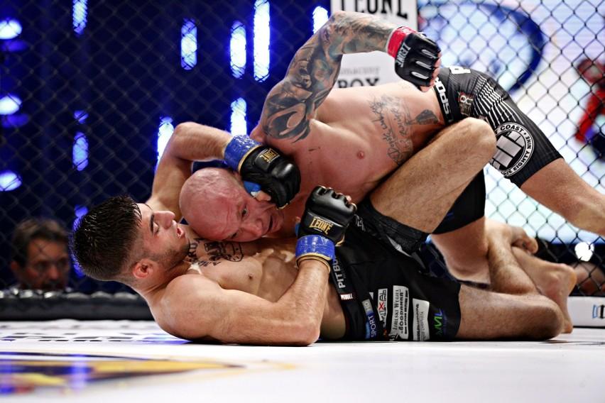 Gala sportów walki Bogdanka Armia Fight Night 7 (ZDJĘCIA)