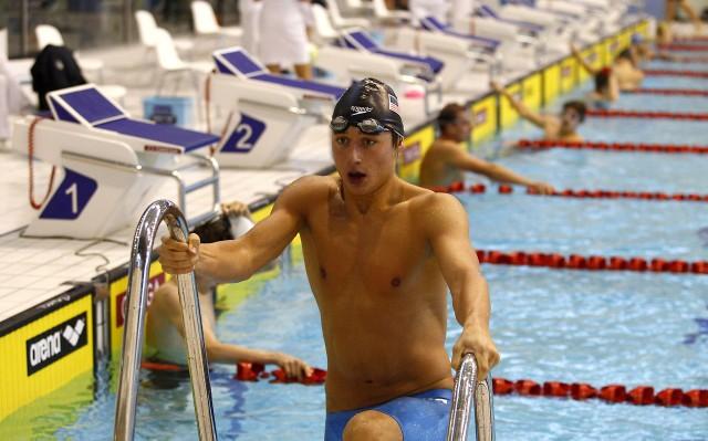 Filip Zaborowski – nasz jedynak na mistrzostwa świata.
