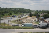 Ogromne korki na DK 94 w Sosnowcu to efekt przebudowy skrzyżowania przy Makro. Kiedy skończa się utrudnienia drogowe?