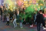 Festiwal Kolorów nad zalewem w Pińczowie. Zobacz zdjęcia