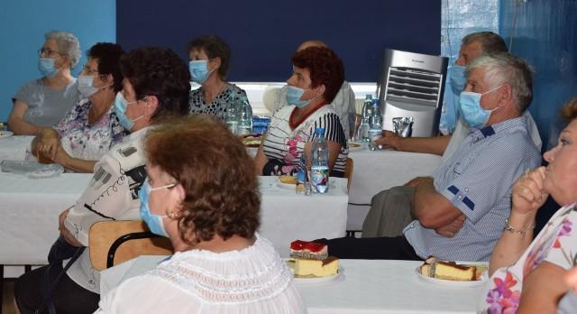 Seniorzy na spotkaniu w Mniszwie