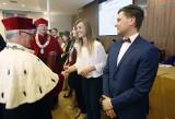 Politechnika Łódzka. Uroczystość promowania nowych doktorów i doktorów habilitowanych