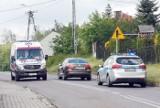 Matka wyrzuciła przez okno swoje dziecko w Rybniku. 11-miesięczny chłopczyk został przetransportowany do szpitala
