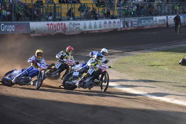 Falubaz Zielona Góra - Unia Leszno w półfinale mistrzostw Polski (20.09.2020)