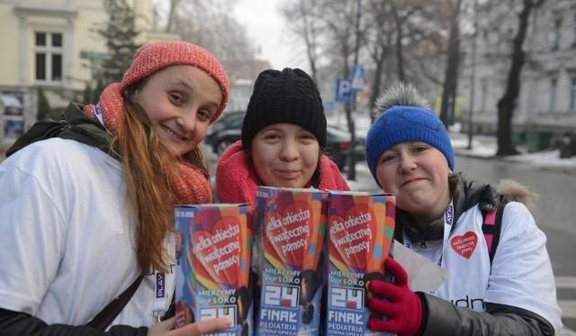 Na ulicach Nowej Soli podobnie jak w wielu miastach w Polsce pojawią się wolontariusze WOŚP