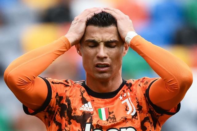 Mówi się, że Cristiano Ronaldo ma już dość gry w Juventusie