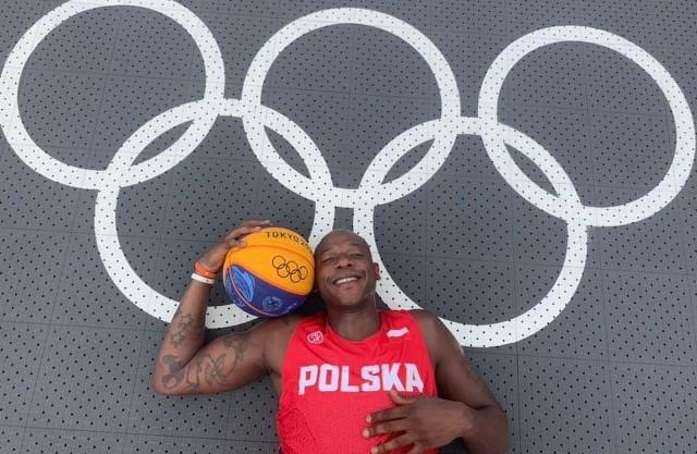 Michael Hicks zrealizował wielkie marzenie i zagra na igrzyskach.