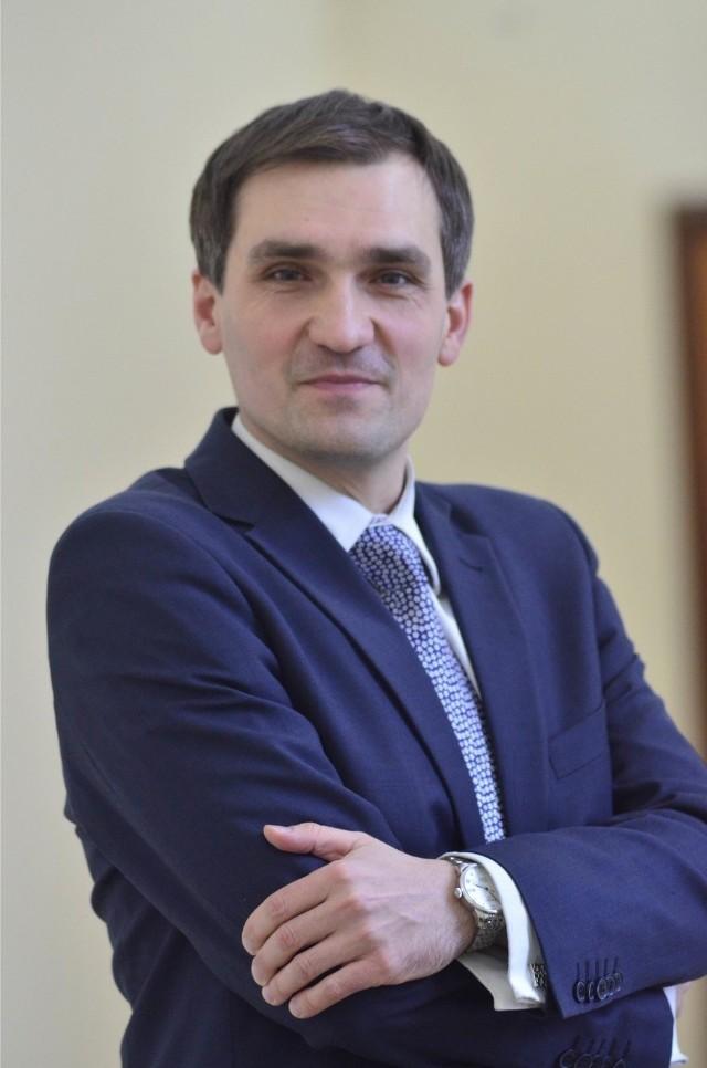Michał Boruczkowski, radny Prawa i Sprawiedliwości