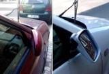 Częstochowa: Niszczyła lusterka w samochodach. Wpadła dzięki miejskiemu monitoringowi